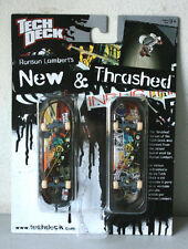 New Tech Deck 2009 New & Thrashed - Ronson Lambert's 96mm Skateboards #Q44