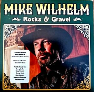 Mike Wilhelm - Rocks & Gravel 2019 US CD Charlatans