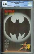 Batman: The Dark Knight Returns #3 CGC 9.4 Death of Joker
