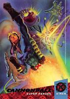 CANNONBALL / X-Men Fleer Ultra 1994 BASE Trading Card #25