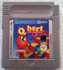 Video Gioco Retro Game Boy Original Color Nintendo PAL ITA Cartridge Q Bert