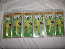 TICK LASSO Lot of 6 BEST Tick Removers  Trix Tick Remover Dogs Cat Horse Humans