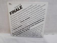 LP Finale charly antolini Letzter Direktschnitt Jeton Vinyl Schallplatte