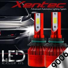 Dia White 6000K 9006 HB4 LED Headlight Low Beam Conversion Kit for Chevrolet