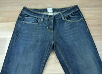 SASS AND BIDE Womens Blue Straight Skinny Low Rise Jeans - Size 26 / AUS 8