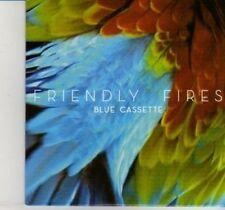 (DI757) Friendly Fires, Blue Cassette - 2011 DJ CD