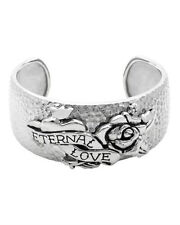 ED HARDY Ladies New Cuff Bracelet Made in Stainless steel.