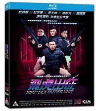 "Chapman To ""SDU: Sex Duties Unit"" Edmond Pang 2013 HK Region A NEW Blu-Ray"