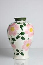VASE VILLEROY & BOCH Sauvage porcelaine V & B Handmalerei