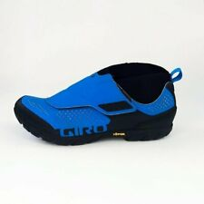 Giro Terraduro Mid MTB Blue Cycling Shoes SPD EUR 41 Mens Size 8 Womens Size 9