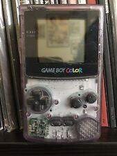 Atomic Purple Game Boy Color System