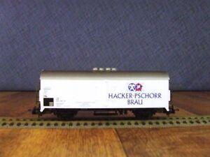 TRIX HO - 23876 - DB  HACKER-PSCHORR BRAU Beer Wagon (4 Wheel )