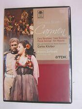 Georges Bizet Carmen (DVD, 2005) Franco Zeffirelli TDK Live 1978 Placido Domingo