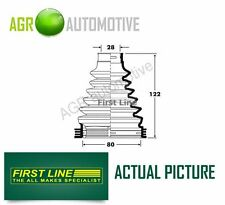FIRST LINE FRONT DRIVESHAFT CV JOINT BOOT KIT OE QUALITY REPLACE FCB2812