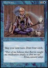 1x Meditate NM-Mint, English Tempest MTG Magic