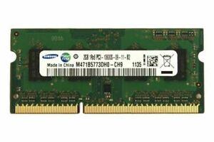 2GB DDR3 PC3-10600 1333 MHz Laptop SODIMM RAM Memory 204-Pin