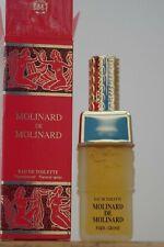 MOLINARD DE MOLINARD EAU DE TOILETTE  50 ML ANCIENNE VERSION