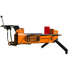 Brave Dual Split 3-Point Tractor Mount Dual-Action Log Splitter (13 Ton Max F...