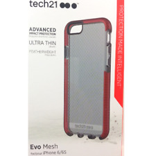 LOT OF 10 - New In Box Tech21 Evo Mesh Case Cover For iPhone 6S / 6 Sm