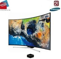 "Samsung UE55MU6205 ‑  TV LED - 4K Ultra HD - 55"" - Incurvé - Garantie 2ans"