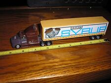 "RARE 8 3/4"" Ford Aeromax 120 Hershey's Syrup Freight Semi Tractor Trailer"