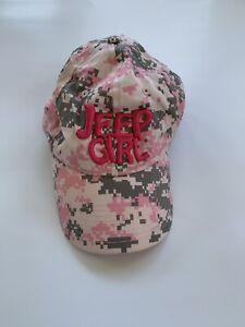 JEEP  GIRL PONY TAIL  HAT