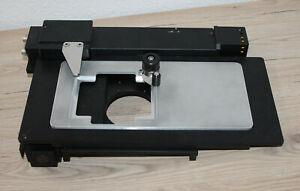 Märzhäuser / Zeiss Axio Scope.A1 Mikroskop Microscope Mikroskoptisch Scan 225x75