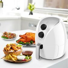 Power Electric Air Fryer 6 QT 1500W Cooker With Detachable Basket