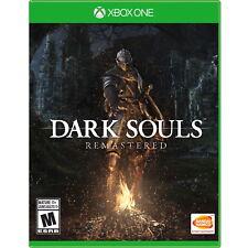 Dark Souls: Remastered Xbox One [Factory Refurbished]