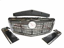 2014 Cadillac CTS Grille Kit Chrome New