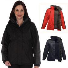 Regatta Zip Hip Length Polyester Coats & Jackets for Women