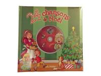 Livre & Cd audio avec 24 chansons de Noël / Dolphino