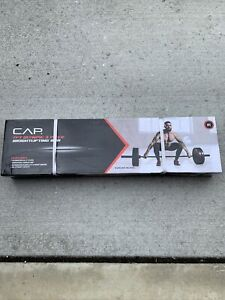 Cap 7' Foot Olympic Weight Lifting Steel Bar Barbell Bar 3 Pcs 300lbs - Workout