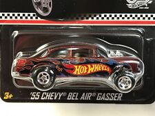 HOT WHEELS 2018 COLLECTOR EDITION MAIL IN 55 CHEVY BEL AIR GASSER KMART EXCLUSIV