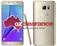 USED | Samsung Galaxy Note 5 | 32GB | Gold | Unlocked