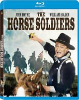 The Horse Soldiers [New Blu-ray] Pan & Scan