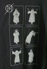 MARSHSTEPPER Silence 2XL Shirt NEW Scourge/Dagger/Chain body o light boy harsher