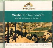 Vivaldi(CD Album)The Four Seasons-HMV-New