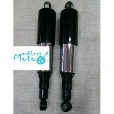 Shock absorbers JAWA 634 638 6V 12V closed black pair