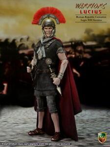 LEGIONARY LUCIUS ROMAN LEGIO XIII GEMINA 1/6th Figure ACI TOYS No HOT TOYS