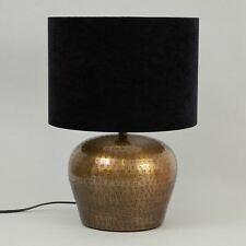 Light and Living JACO Table Lamp Base in ANTIQUE BRONZE