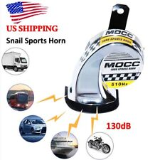 Motorcycle 12V Horn Loud For American IronHorse Choppers Aprilia Buell Big Dog (Fits: Mastiff)