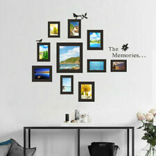 DIY Family Memories Photo Frame Wall Stickers Vinyl Home Office Decor Decals