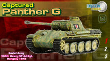 dragon armor 1/72, !!! Extra Rare !!!  Captured Panther G, Art.: 60248