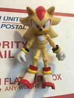 "Jazwares Super Shadow 3"" Inch Figure Toy Sonic The Hedgehog From Pack RARE"