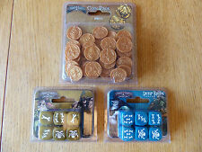 Rum & Bones: Second Tide: Sculpted Coins and Dice Bundle! (CMON, Rum and Bones)