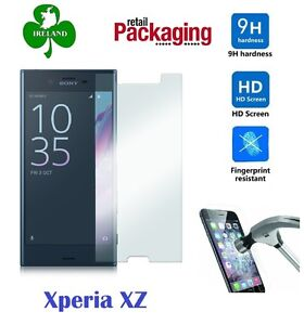 Premium Tempered Glass™ For Sony Xperia XZ Screen Protector Film Guard