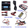 LiPo Li-Ion LiFe NiMH Nicad PB Charger optional multi leads and charging boards
