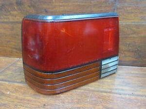 Chevrolet & Geo Spectrum: 1987, 1988, 1989, Left - Driver Tail Light