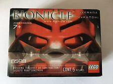 LEGO BIONICLE 8598 Kanohi Nuva and Krana Pack - 5 pcs 3 x Krana & 2 x Kanohi
